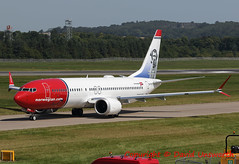 EI-FYB (David Unsworth (davidu)) Tags: ireland d8 ibk nordtrans eifyb norwegianairinternational boeing737nextgen7378max boeing7378max boeingnextgen8max boeing737 7378max 8max nextgen boeing b737 edinburghairport edinburghinternationalairport edinburghinternational internationalairport edi egph turnhouse edinburgh scotland uk aviation air aircraft jet davidu davidunsworth plane airplane airliner jetliner flight flying airport airfield approach daviduair aviationphotography aviationphotographer max