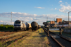 Tessenderlo (Andy Engelen) Tags: europorte 4001 tessenderlo bullygrenay belgium limburg train zug