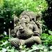 Ganesha im Wald