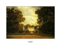 Chateau D'or (Zino2009 (bob van den berg)) Tags: castle hackfort holland dutch texture nik color painting mood expensive vintage wall chateau kasteel september sotheby zino2009