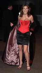 D 56281-05 (antoniusbudyono10) Tags: 2000 velvetcoat tv pencilskirt pap fulllength files file female corset colourimage cleavage celebrity basque