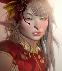 If I would give my soul (Alisa Perne) Tags: alisa26 alisaperne avatar sl secondlife lelutka bento glamaffair zibska tram lode bauhausmovement piercing makeup applier