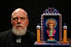 Father Phineas Crumb and the Unusual Art of Elayne Goodman (Studio d'Xavier) Tags: fatherphineascrumbandtheunusualartofelaynegoodman fatherphineascrumb elaynegoodman art 365 july202017 201365