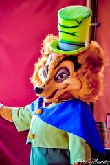Foulfellow (disneylori) Tags: foulfellow pinocchio disneycharacters meetandgreetcharacters characters storybookcircus magickingdom waltdisneyworld disneyworld wdw disney photopassday