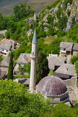 46 - Bosnie-Herzégovine, Počitelj, au bord de la Neretva (paspog) Tags: mai may 2017 europe islam bosnieherzégovine počitelj neretva