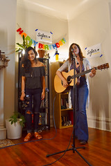 Evelyn Cools & Julia Baretto (nick.amoscato) Tags: sofarsounds sofar sounds pittsburgh live music room friendship