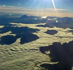 Desde lo alto (Azaharito) Tags: chile vistaaérea nubes sky volcanos