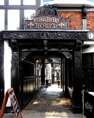 [52717] Derby : Old Bell (Budby) Tags: derby derbyshire publichouse pub timbered