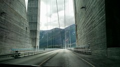 Bridge over Eidfjord