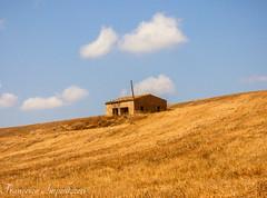 Abandoned (Francesco Impellizzeri) Tags: trapani sicilia landscape panasonic clouds abandoned