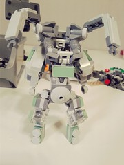 Nautilus Suit V1 (read description) (ShockTNC) Tags: divesuit lego mech hardsuit wip moc soma devidvii nautilus