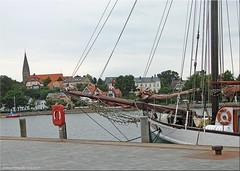 Hafen von Eckernförde - port of Eckernförde (2)
