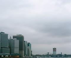 A Walk Around Governors Island (GPhace) Tags: 120mm filmphotography governorsisland mamiya mediumformat nyc newyorkharbor rb67pros summer2017 cityscape cloudyday manualcamera newyork unitedstates analog photography