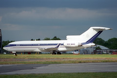 VR-BKC Boeing 727-1H2(RE)(WL) USAL Ltd. (pslg05896) Tags: vrbkc boeing727 usal stn egss stansted