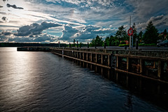 Iisalmi (Tuomo Lindfors) Tags: iisalmi suomi finland venesatama marina satama porovesi järvi lake vesi water myiisalmi dxo filmpack