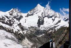 Platthorn Summit 4, The mighty Weisshorn (David Allen's Photostream) Tags: 2017 switzerland platthorn weisshorn summit mountains nationalgeographic glacier