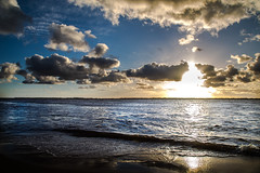 ... (Mick_999) Tags: beach sunset river parana argentina landscape