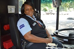 Viv_our_driver (Montgomery County Planning Commission) Tags: septa cheltenhamtownship montgomerycountypa bus tour