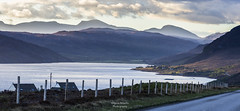 Sunrise at Little Loch Broom (virginieb20) Tags: roadtrip scotland écosse europe trip travel voyage landscape paysage sunrise lever soleil lac loch lake mountains montagnes outdoor morning light matin aube canon
