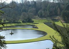 Studley Royal Water Garden, Yorkshire, England. (Nigel L Baker) Tags: park landscape studley yorkshire water