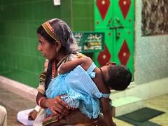 Madonna in a Sufi Shrine (Mayank Austen Soofi) Tags: delhi walla madonna sufi shrine