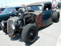 1937 Ford Pickup (splattergraphics) Tags: 1937 ford pickup truck custom hotrod ratrod carshow cruisinoceancity oceancitymd