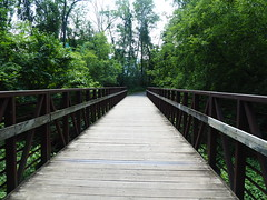Oakledge Park (carolyn.herk) Tags: bike path bridge burlington vermont