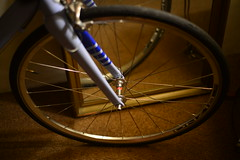 wheel (bluebird87) Tags: bike fork wheel nikon d600 50mm series e