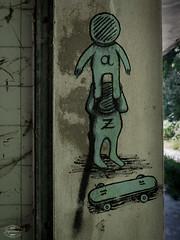 E-M1MarkII-13. Juli 2017-14-59-20 (spline_splinson) Tags: consonno graffiti graffitiart graffity italien italy lostplace losttown ruin ruinen ruins lombardia it