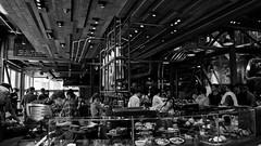 Coffee...Seattle Style (jijake1977) Tags: coffee seattle pnw washington coffeehouse industry service morning waitress barista