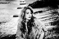 (victoriamenorbalmori) Tags: españa spain castillalamancha toletvm toledo summer verano sonrisa smile pelorojo redhair pelirroja neartheriver cercadelrio river rio