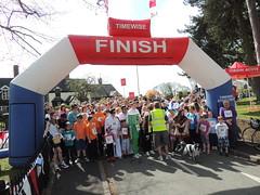 The Worlds Shortest Fun Run World Record Attempt (touluru) Tags: worlds shortest fun run world record attempt virgin active we love lichfield fund princes park burntwood