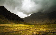 Valley (Jack Landau) Tags: mountain valley ridge landscape nature iceland jack landau