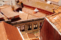 Roofs of Sobrado / Porto (Michael Moeller) Tags: travel porto summer portugal pt oporto traveling hiking focuspocus