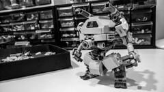 Chubs suit wip 1 (chubbybots) Tags: lego mech