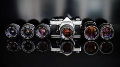My OM System (Bill_Morisson) Tags: omsystem om1 olympus zuiko olympusom olympusom1 maitani primelenses lenses cameraporn lensporn equipment filmisnotdead 35mmfilm film 35mm olympuslove