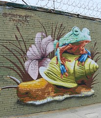 . (SA_Steve) Tags: mrprvrt mural streetart wellingcourtmuralproject queensny art creative queens nyc