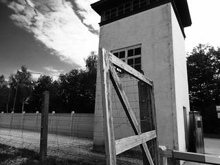 Perimeter Fence, Dachau Concentration Camp