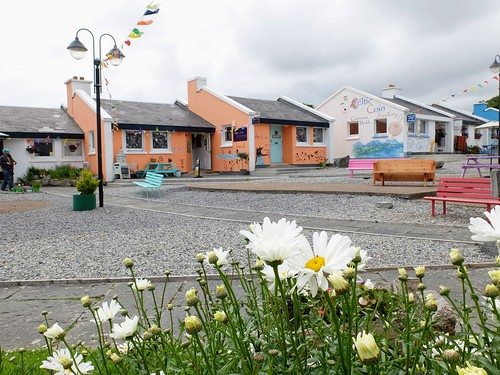 The Spiddal Craft Village, Co. Galway