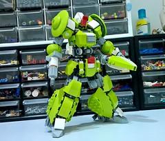 gcorewip2-2 (chubbybots) Tags: lego mech