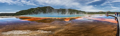 Grand Prismatic Spring Pano (Yellowstone National Park) (Kᵉⁿ Lᵃⁿᵉ (Instagram: @CarShowShooter)) Tags: geo:lat=4452551133 geo:lon=11083761647 geotagged riverside adventure blog clouds explore exploring geothermallandscape grandprismaticspring httpsenwikipediaorgwikiyellowstonenationalpark httpswwwnpsgovyell midwaybluff midwaygeyserbasin nationalpark nationalparkservice naturalwonder nature np nps scenicview southcentralrockies tourism touristattraction travel travelblog travelphotography travelingadventures usnationalpark usnationalparkservice unitedstates unitedstatesnationalpark usa worldadventures worldtravel worldsfirstnationalpark wy wyoming yellowstone yellowstonenationalpark yellowstonenp ynp