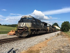 NS SD70ACU 7276-201 (southernrailway7000) Tags: norfolksouthernrailroad nssd70acu7276