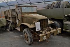 GMC CCKW (riccardo nassisi) Tags: collezione ansaloni old truck camion auto car wreck wrecked rust rusty rottame relitto r ruggine ruins scrap rottami scrapyard bologna