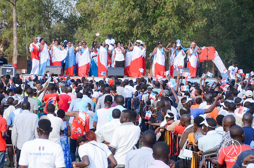 RPF Presidential Campaign  2017 15Th July (Kicukiro District)