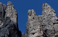 Purezza (lincerosso) Tags: dolomiti vette scenari paesaggi mountainscape purezza bellezza armonia roccia cielo sky