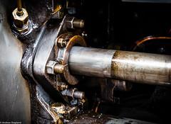 Piston (Articdriver) Tags: tyseley steam locomotive 46233 duchessofsutherland oil railway trains