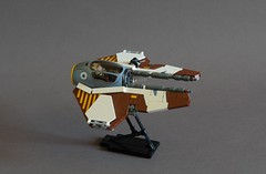 Jedi Interceptor Series revival (Sydag) Tags: lego moc space scifi starfighter starwars spacefighter ship eta2actis episodeiii clonewars