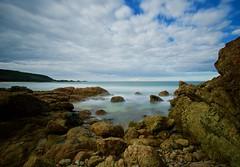 Warm winter's day (jack eastlake) Tags: aragunnu mimosa rocks nsw far south coast wild beaches national park rocky long exposure nikon 1735 tathra wapengo geology surf surfing holidays seascape sea scape landscape