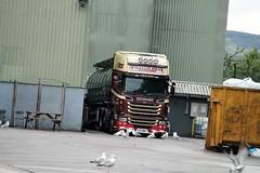 William Nicol Tankers Scania R730 V25 WNT (Kilmachalmag) Tags: bulk tanker tankers liquid aberdeen r730 scania v8