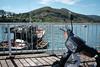 Jetty (mshazwanzakarya) Tags: fujifilm x70 pulauredang island sea nature landscape bike boat malaysia terengganu